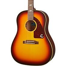 USA Texan Hollowbody Acoustic-Electric Guitar Vintage Sunburst