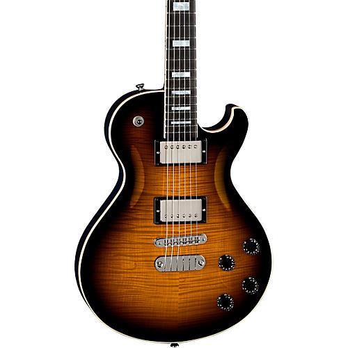 Dean USA Thoroughbred Flame Top Electric Guitar