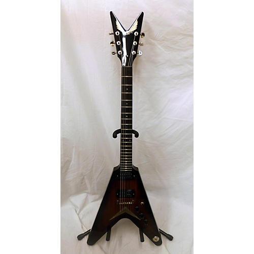 Dean USA V Trans Brasilia Solid Body Electric Guitar