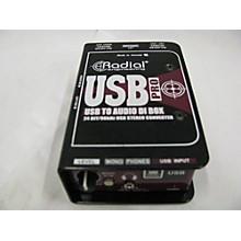 Radial Engineering USB PRO Direct Box