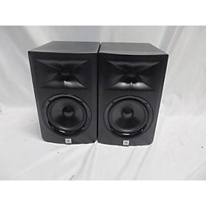 used jbl lsr305 pair powered monitor guitar center. Black Bedroom Furniture Sets. Home Design Ideas