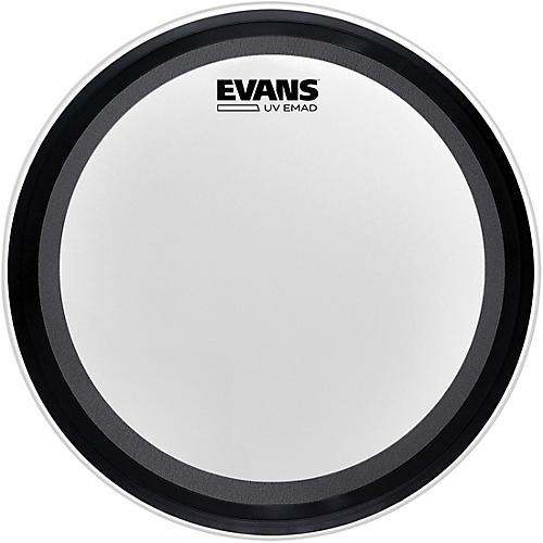 Evans UV EMAD Bass Drum Head
