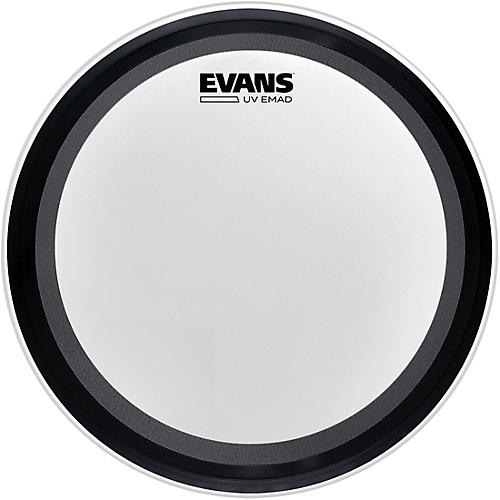 Evans UV EMAD Bass Drum Head