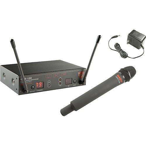 Nady UWS-100 HT Handheld Wireless System