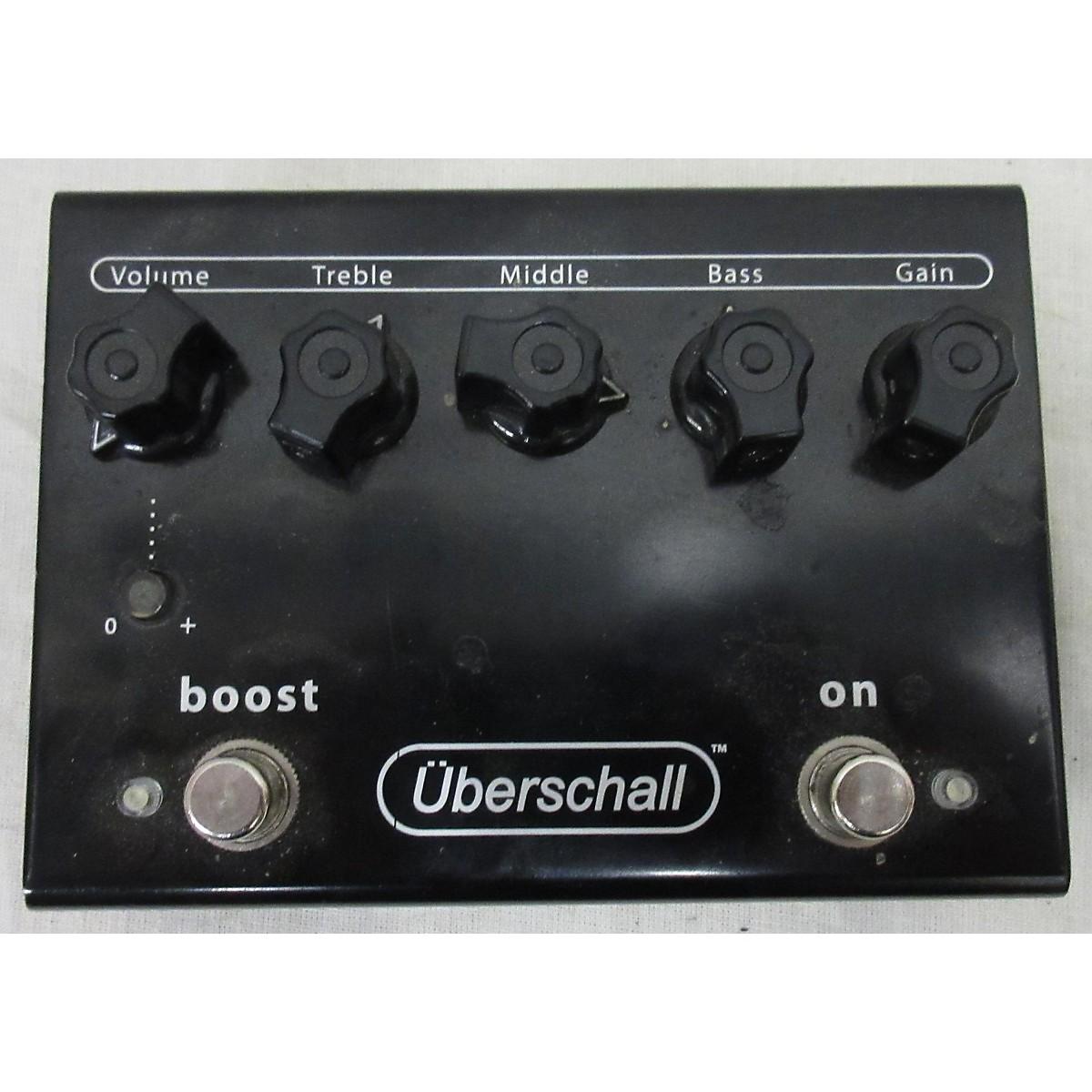 Bogner Uberschall Distortion Effect Pedal