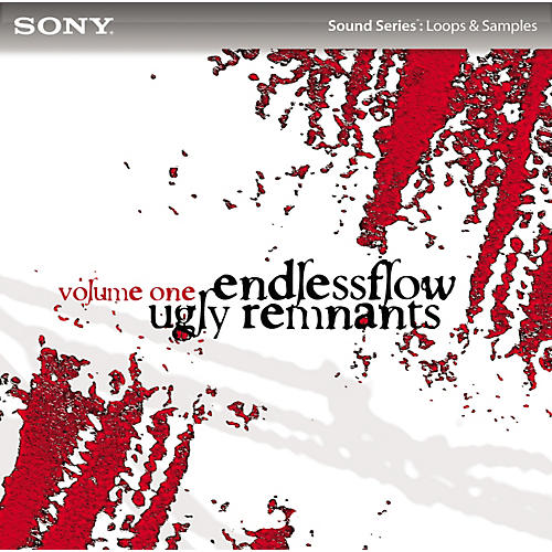 Sony Ugly Remnants Volume 1 Acid Loop CD