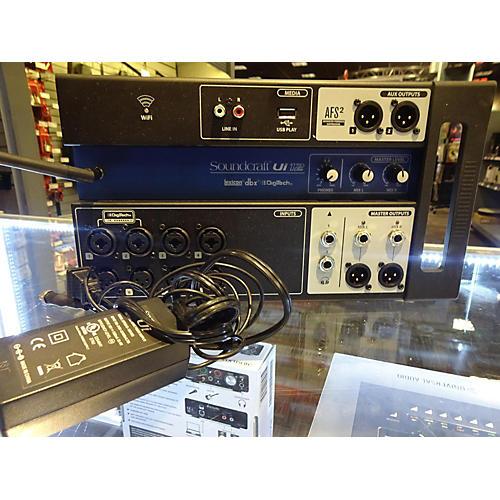 Soundcraft Ui 12 Power Amp