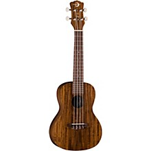 Luna Guitars Uke Flames Acacia Tenor Ukulele