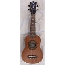 Luna Guitars Uke Vms Electric Ukulele