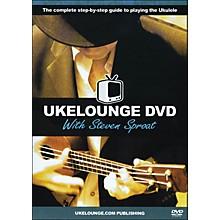 Music Sales Ukelounge DVD with Steven Sproat - Instructional Ukulele DVD