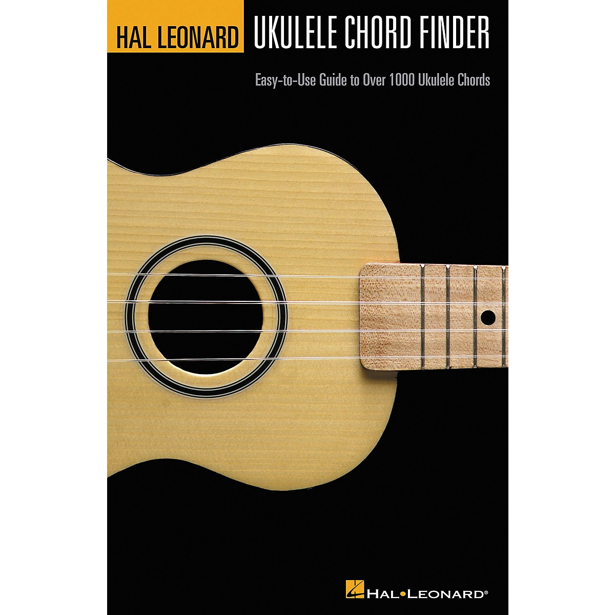 Hal Leonard Ukulele Chord Finder (Book)