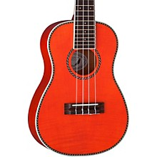 Dean Ukulele Concert Flame Maple