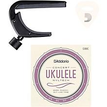 D'Addario Ukulele Essentials Kit