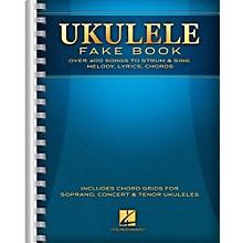 Hal Leonard Ukulele Fake Book - Full Size Edition