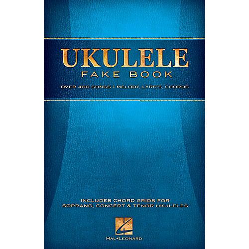 Hal Leonard Ukulele Fake Book