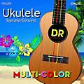 DR Strings Ukulele Multi-Color Soprano Concert Strings thumbnail