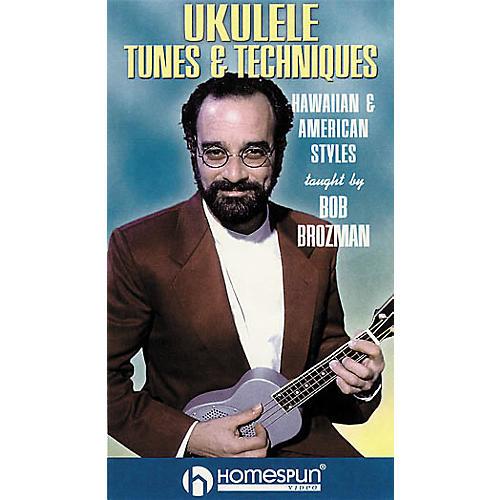 Hal Leonard Ukulele Tunes and Techniques