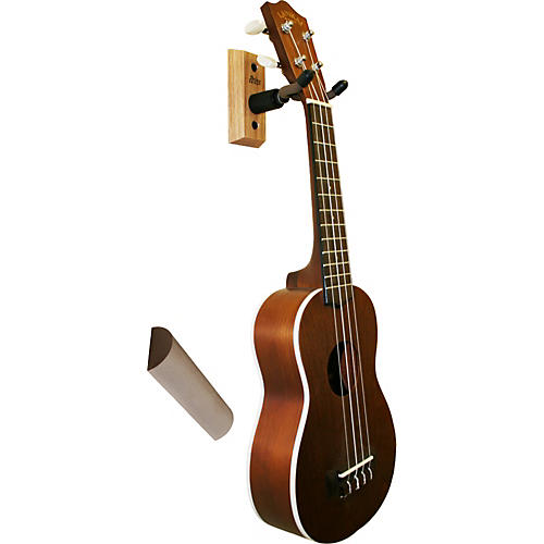 string swing ukulele wall hanger w wall bumper guitar center