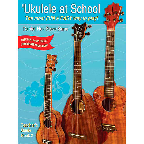 Alfred 'Ukulele at School, Book 2 - Teacher's Guide Intermediate