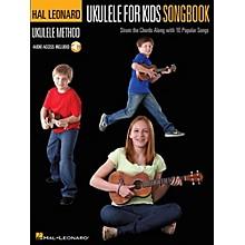Hal Leonard Ukulele for Kids Songbook - Hal Leonard Ukulele Method Series (Book/Audio Online)