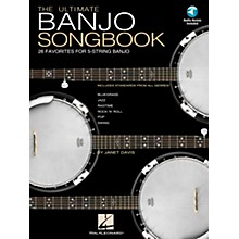 Hal Leonard Ultimate Banjo Tab Songbook with Online Audio