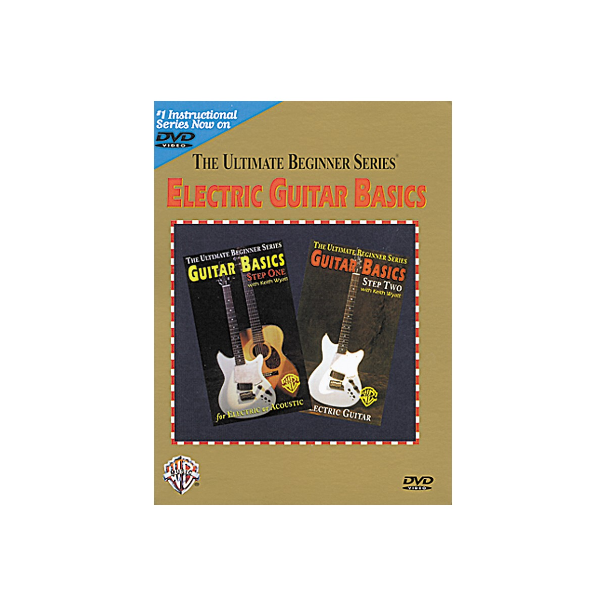 Warner Bros Ultimate Beginner Series - Electric Guitar Basics (DVD)