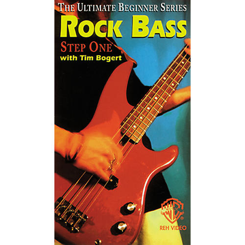 Alfred Ultimate Beginner Series - Rock Bass, Step 1