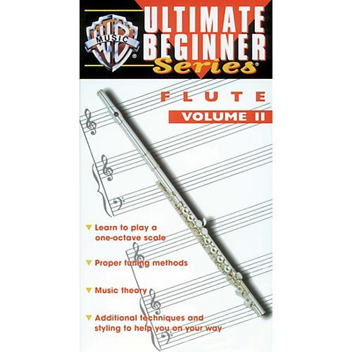 Alfred Ultimate Beginner Series: Flute, Volume II Video