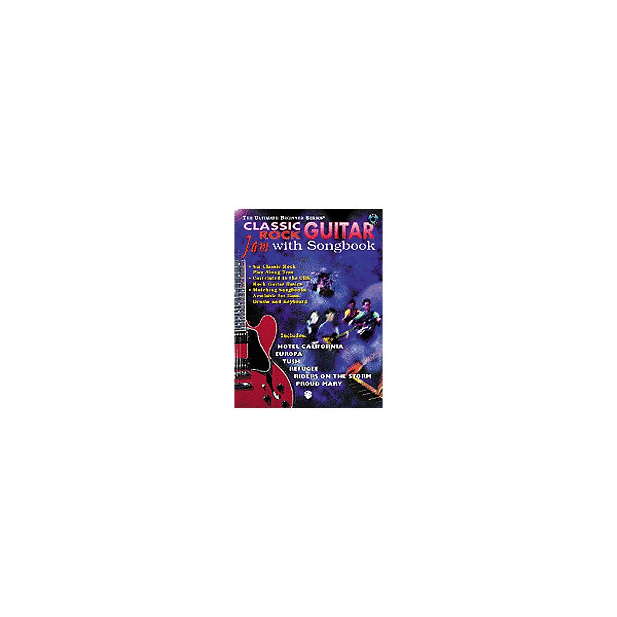 Alfred Ultimate Beginner Series Guitar Songbook - Classic Rock (CD)