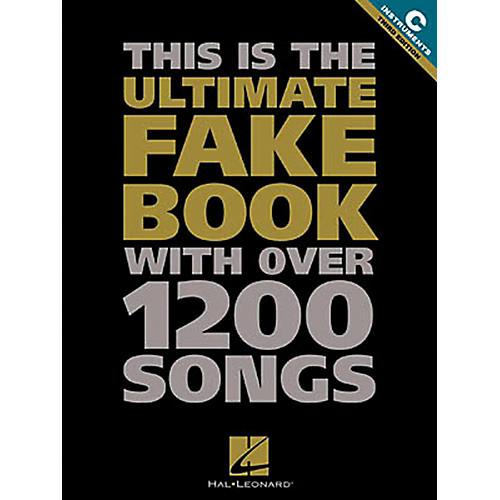 Hal Leonard Ultimate Fake Book #1