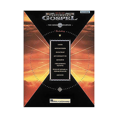 Hal Leonard Ultimate Gospel (Songbook)