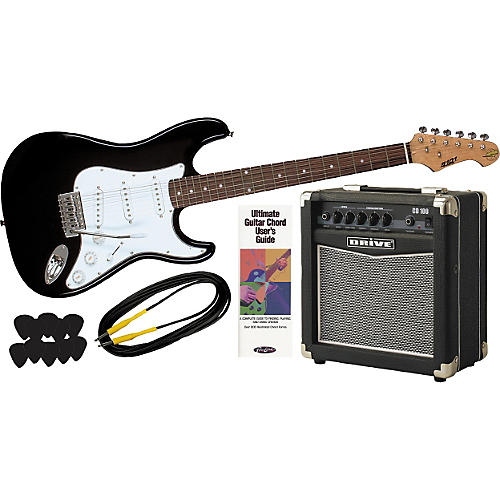 Musician's Friend Ultimate Guitar Performance Pack