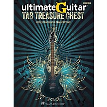 Hal Leonard Ultimate Guitar Tab Treasure Chest