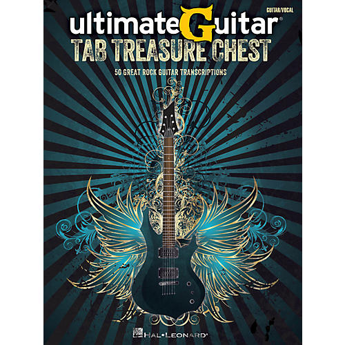 Hal Leonard Ultimate Guitar Tab Treasure Chest