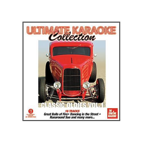 The Singing Machine Ultimate Karaoke Collection Classic Oldies Volume 1 Karaoke CD+G
