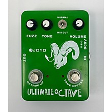 Joyo Ultimate Octave Effect Pedal