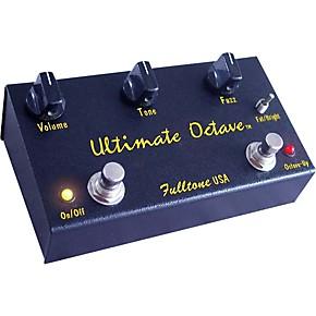 fulltone ultimate octave guitar effects pedal guitar center. Black Bedroom Furniture Sets. Home Design Ideas
