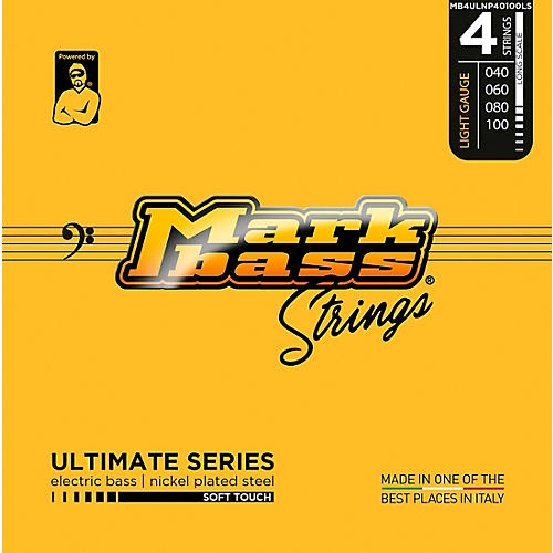 Markbass Ultimate Series Soft Touch Electric Bass Nickel Plated Steel Strings