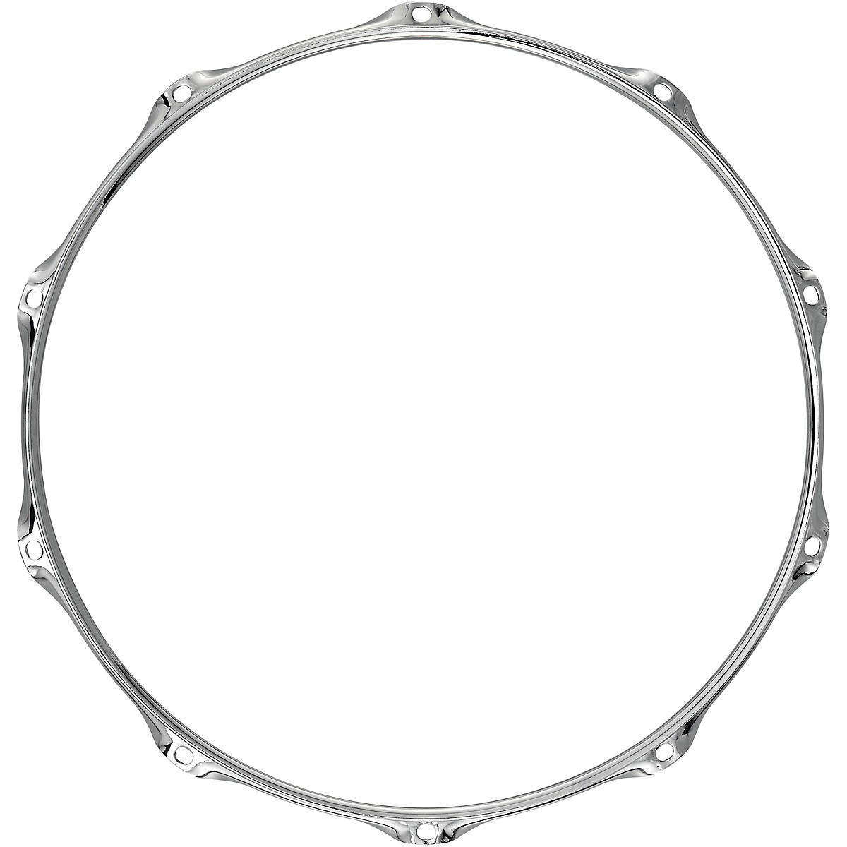 TAMA Ultimate Steel Mighty Hoop, Batter Side, 10 Holes