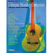 Word Music Ultimate Worship Collection (for Easy Guitar Tablature) Easy Guitar Series Softcover Performed by Various