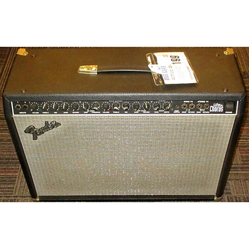 used fender ultra chorus pr204 2x12 guitar combo amp guitar center. Black Bedroom Furniture Sets. Home Design Ideas