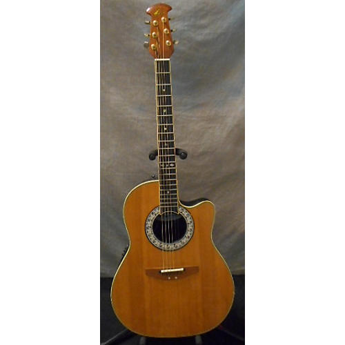 used ovation ultra deluxe 1527d acoustic electric guitar guitar center. Black Bedroom Furniture Sets. Home Design Ideas