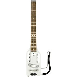 Ultra-Light Electric Guitar Gloss White