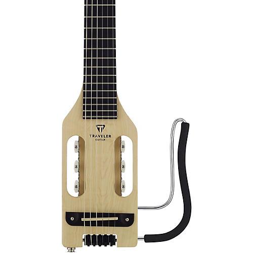 Traveler Guitar Ultra-Light Nylon Maple Nylon-Electric Guitar