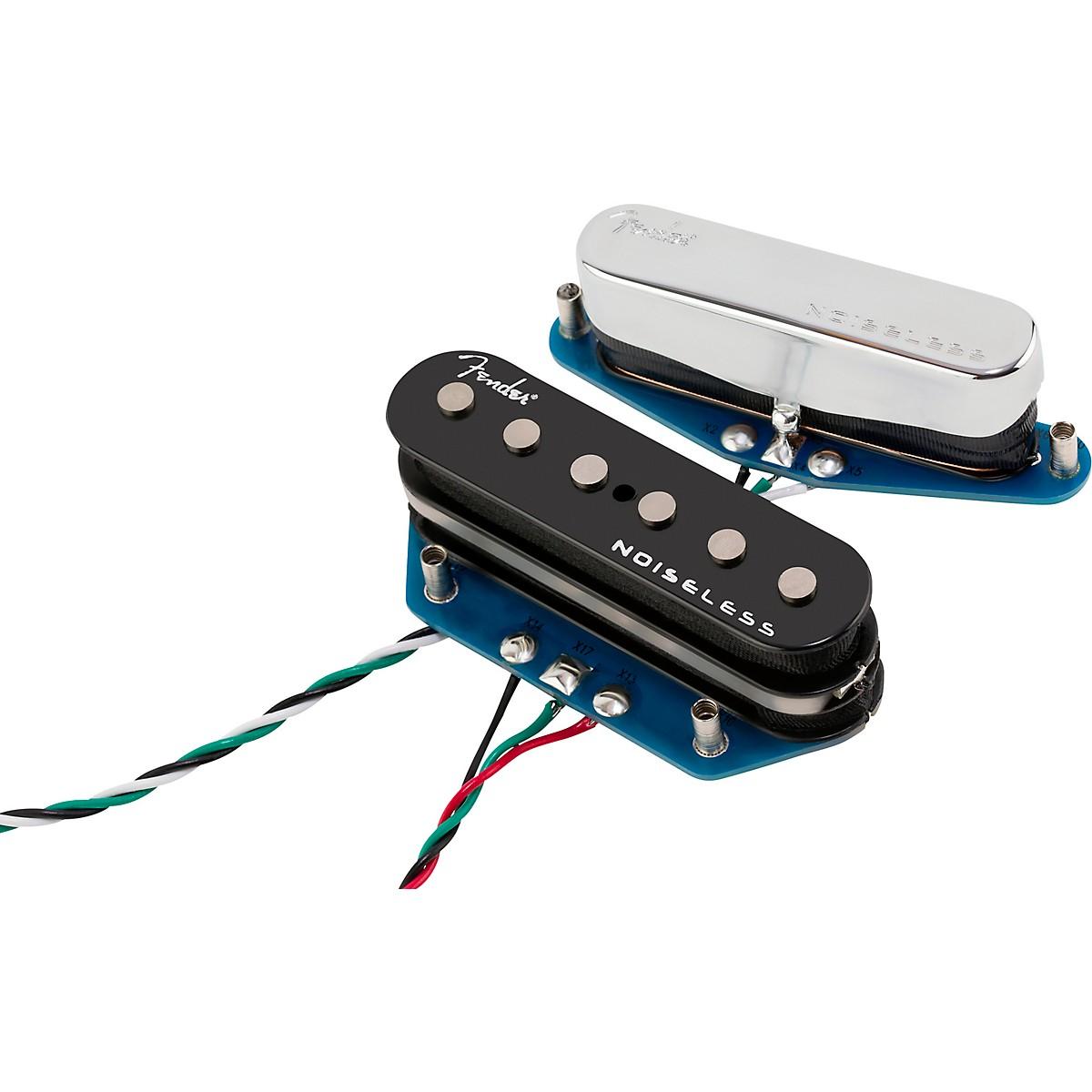 Fender Ultra Noiseless Vintage Telecaster Pickups