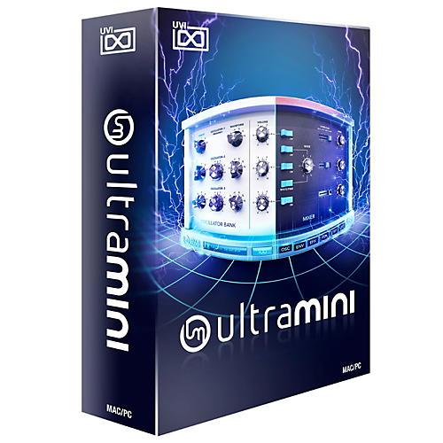 UVI UltraMini Analog Digital Monster Software Download