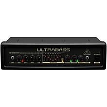 Behringer Ultrabass 300 Watt 2-Channel 7-Band FBQ Equalizer Bass Amplifier Head