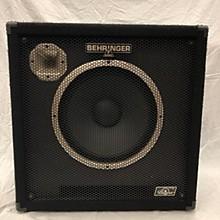 Behringer Ultrabass BB410 1200W 4x10 Bass Cabinet