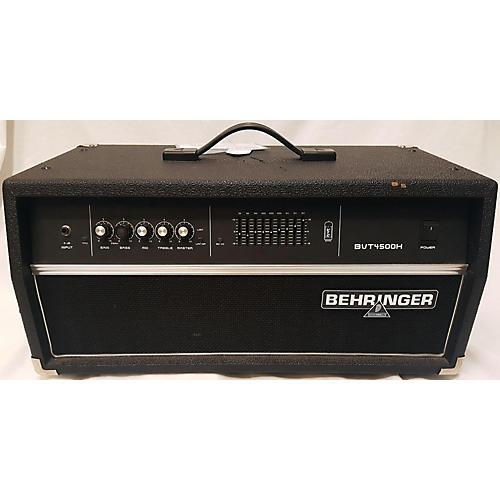 Behringer Ultrabass BVT4500H 450W Bass Amp Head