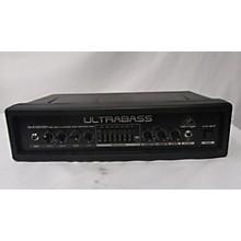 Behringer Ultrabass BXD3000H Bass Amp Head